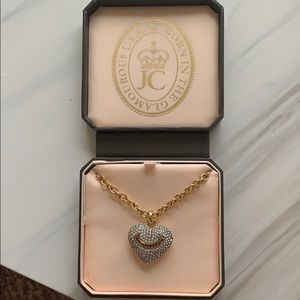 Juicy Couture Long Chain Necklace